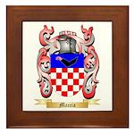 Maccia Framed Tile