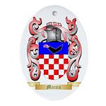 Maccia Ornament (Oval)