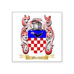 Macchio Square Sticker 3