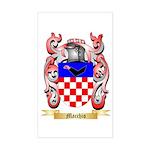 Macchio Sticker (Rectangle)