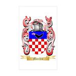 Macchio Sticker (Rectangle 10 pk)