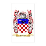 Macchio Sticker (Rectangle 50 pk)