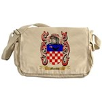 Macchio Messenger Bag