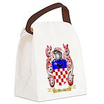Macchio Canvas Lunch Bag