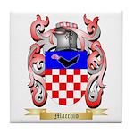 Macchio Tile Coaster