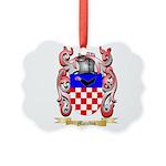Macchio Picture Ornament
