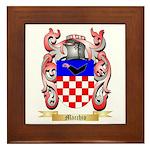 Macchio Framed Tile