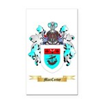 MacCeevy Rectangle Car Magnet