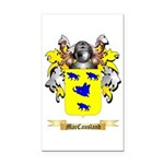 MacCausland Rectangle Car Magnet