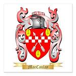 MacCaulay Square Car Magnet 3
