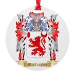 MacCaughey Round Ornament