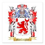 MacCaughey Square Car Magnet 3