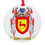 MacCartney Round Ornament