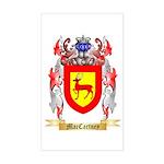 MacCartney Sticker (Rectangle)