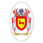 MacCartney Sticker (Oval 10 pk)