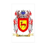 MacCartnay Sticker (Rectangle 10 pk)