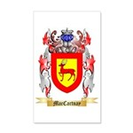 MacCartnay 35x21 Wall Decal