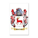 MacCarthy Rectangle Car Magnet