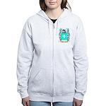 MacCarter Women's Zip Hoodie