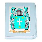 MacCarter baby blanket
