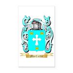 MacCarter Rectangle Car Magnet