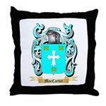 MacCarter Throw Pillow