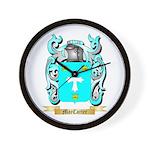 MacCarter Wall Clock