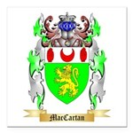 MacCartan Square Car Magnet 3