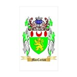 MacCartan Sticker (Rectangle 10 pk)