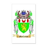 MacCartan 35x21 Wall Decal