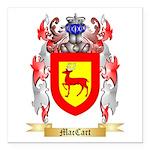 MacCart Square Car Magnet 3