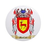 MacCart Ornament (Round)