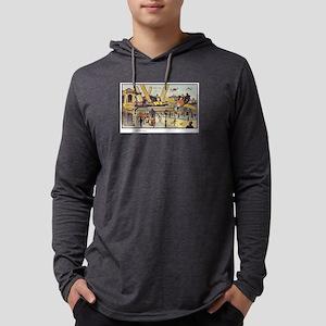 Aero Cab Station Long Sleeve T-Shirt