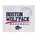 Wmg Logo Throw Blanket