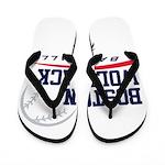 Wmg Logo Flip Flops