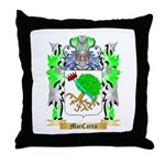 MacCarra Throw Pillow