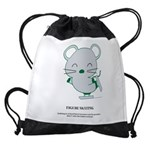 Chootan skating Drawstring Bag