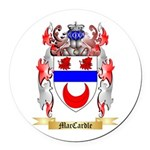 MacCardle Round Car Magnet