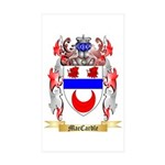 MacCardle Sticker (Rectangle 50 pk)