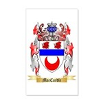 MacCardle 35x21 Wall Decal