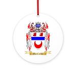 MacCardle Ornament (Round)