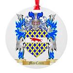 MacCann Round Ornament