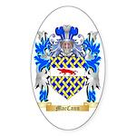 MacCann Sticker (Oval 10 pk)