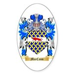 MacCann Sticker (Oval 50 pk)