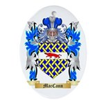 MacCann Ornament (Oval)