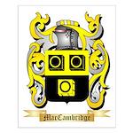 MacCambridge Small Poster
