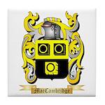 MacCambridge Tile Coaster