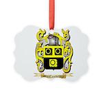 MacCambridge Picture Ornament