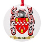 MacCally Round Ornament