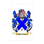MacCallun Sticker (Rectangle 10 pk)